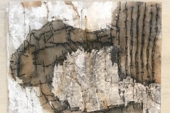 Asemic Writing by Jeanette Cook