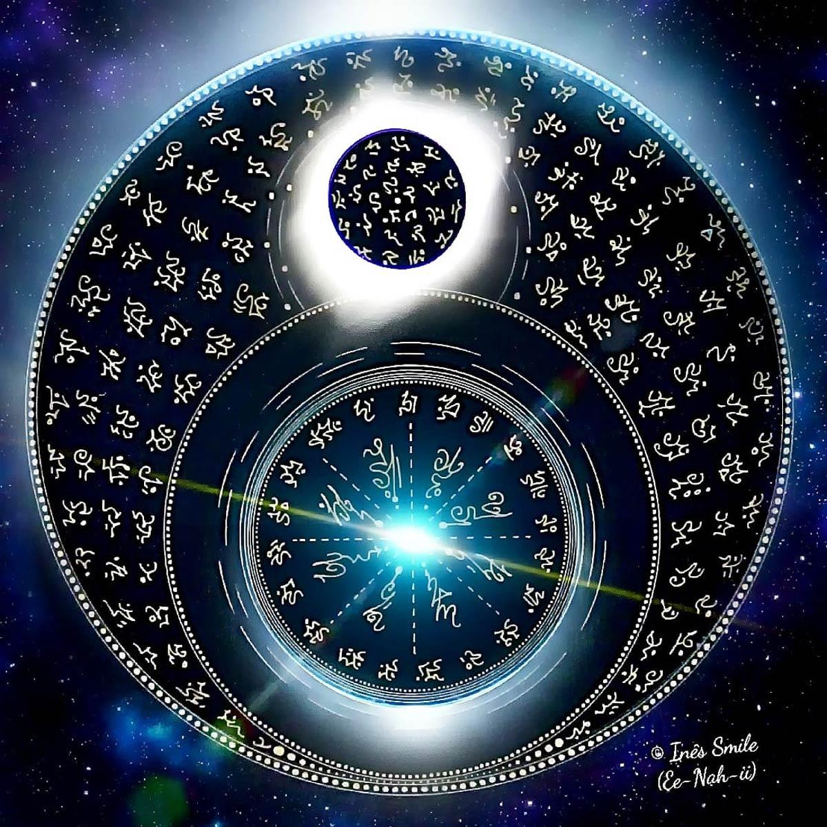 Cosmic Heaven by Inês Guerreiro