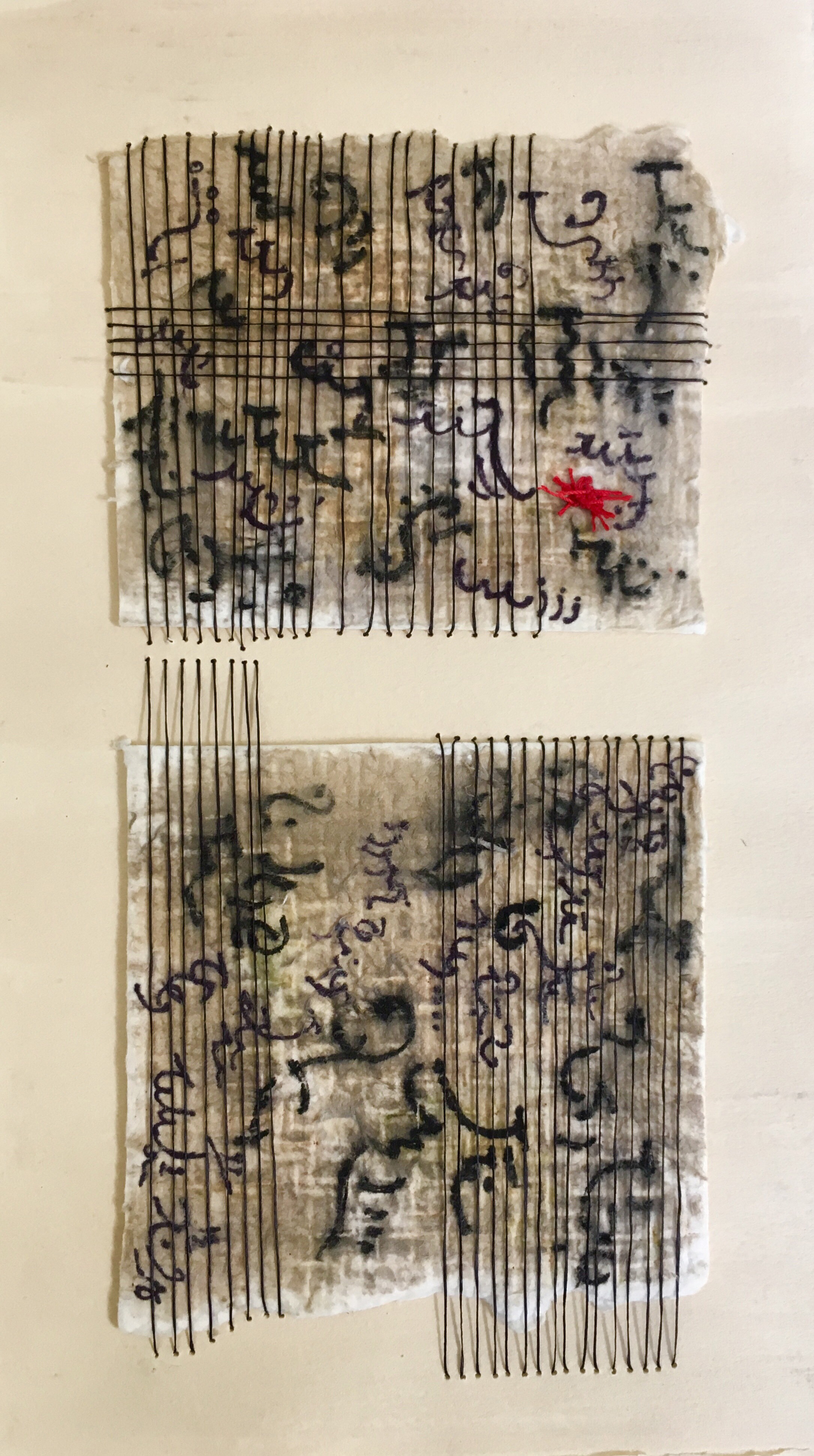 Palimpsest by Marcia Brauer